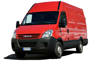 Iveco Daily - objem 16m3